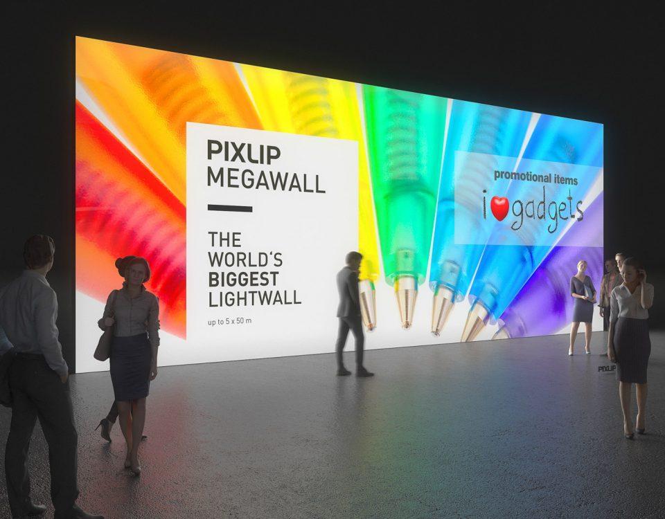 Система световых стен - премиум-формат для презентации на выставке