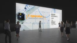 LED-Megawall, Lightwall, Lichtwand, Messewand, Lightwall, LED-Lichtwand, Messe-Wand, Messewand-System