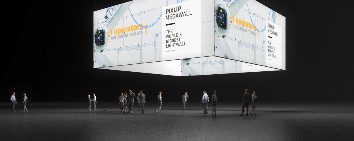Exposição de banner de teto, Anel-grafismo, Exposição-banner, Anel de teto, Caixa de luz-teto, Anel de luz, Anel de grafismo, Anel de tema